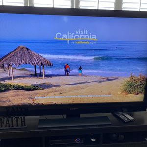 Samsung 55inch 1080p Tv Works Great! for Sale in Los Angeles, CA