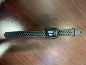 Apple Watch series 3 42mm GPS Nike Edition 23 for Sale in Rancho Cordova, CA