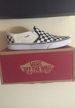Checkerboard Vans for Sale in Kinston, NC