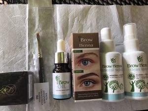 BH Henna Brow Kit for Sale in Modesto, CA