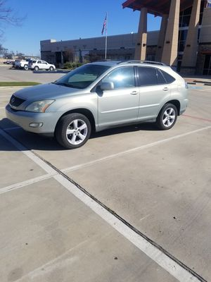 Lexus RX350 2007 for Sale in Lewisville, TX
