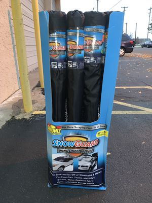 Simoniz Snow Guard Windshield Cover for Sale in Levittown, PA