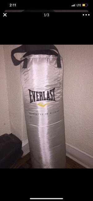 Punching bag for Sale in Philadelphia, PA