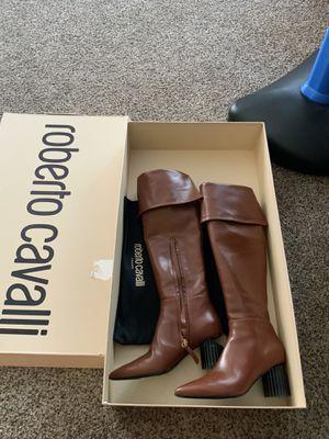 Roberto cavalli women's boots for Sale in Chula Vista, CA
