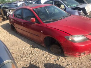 2005 Mazda 3 For Parts for Sale in Houston, TX