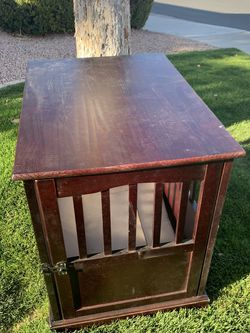 End Table Dog Crate for Sale in Chandler,  AZ