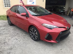 Toyota Corolla SE 2018 título limpio for Sale in Doral, FL