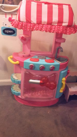 Hello kitty kitchen for Sale in Woburn, MA