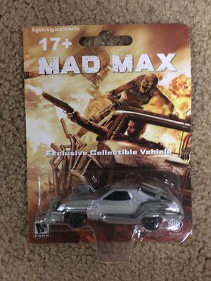 New never been opened Mad Max exclusive collectible toy for Sale in Kirkland, WA