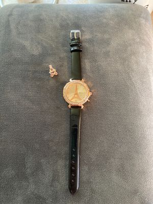 NEW: Black and Rose Gold watch for Sale in Vero Beach, FL