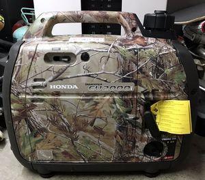 Honda generator for Sale in Seattle, WA