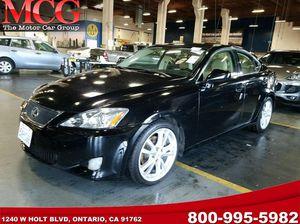 2007 Lexus IS 250 for Sale in Ontario, CA