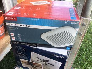 Utilitech Fan for Sale in Christiana, TN