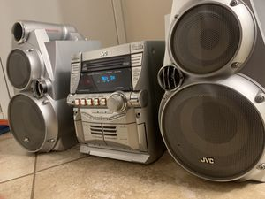 Jvc stereo for Sale in Dallas, TX
