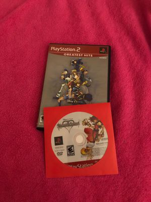 Kingdom hearts Playstation 2 games for Sale in Severn, MD