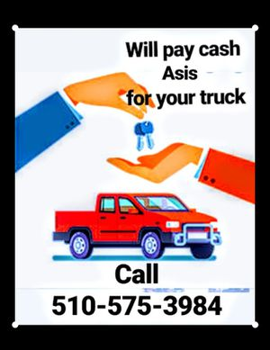 All pickup trucks for Sale in Hayward, CA