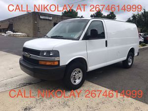 2018 Chevy Express 22 k mil for Sale in Huntingdon Valley, PA