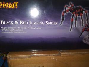 spirit halloween jumping spider animatronic prop for Sale in Montebello, CA