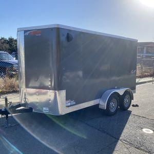 2021 MIRAGE 7x 12 7000 gvwr ramp door high top for Sale in San Ramon, CA