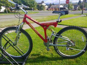 Ultra lightweight full size full suspension bike for Sale in Buckley, WA