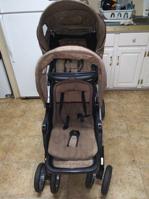 Eddie Bauer Double Stroller for Sale in Greenville, SC