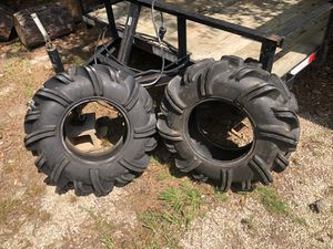 HighLifter Outlaw2 Tires (2) for Sale in Lancaster, SC