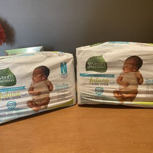 Seventh Generation Diapers for Sale in Fontana, CA