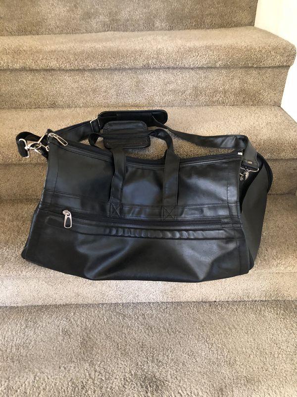 2in1 Garment Bag and Duffel Bag