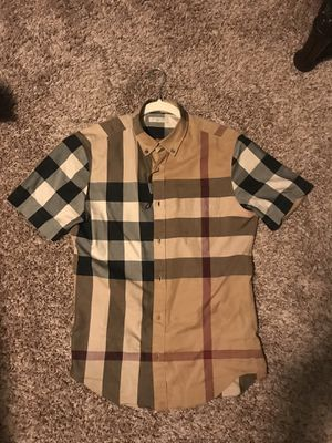 Burberry Shirt for Sale in Fullerton, CA