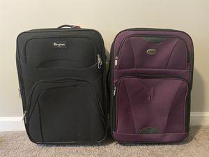 Small suitcases for Sale in Marietta, GA