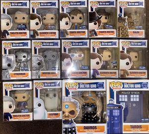 Funko Pop! Doctor Who Lot for Sale in Norwalk, CA
