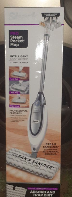 Shark Steam Mop Pro NEW IN BOX!!!! for Sale in Seattle, WA