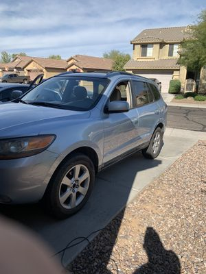 2007 Hyundai Santa Fe V6 for Sale in Cave Creek, AZ