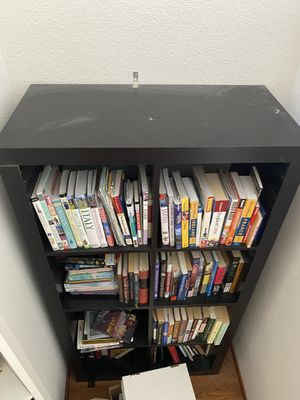 Wood bookshelves for Sale in Seattle, WA