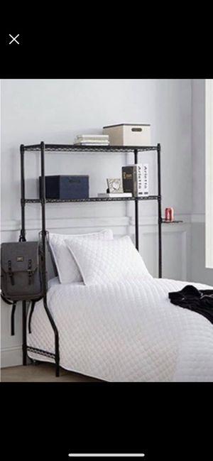 Over-the-bed 2 shelf organizer for Sale in Boston, MA