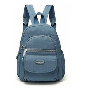 AOTIAN Mini Nylon Women Backpacks Casual Lightweight Small Daypack for Girls NEW for Sale in Los Angeles, CA