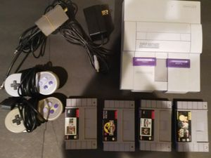 Super Nintendo for Sale in Gahanna, OH
