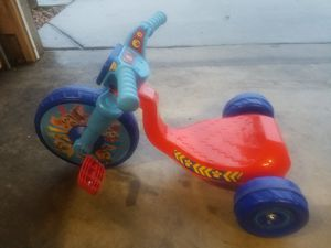 Paw patrol tricycle (music works) for Sale in Bakersfield, CA