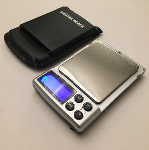 Brand new $10 each digital pocket scale jewelry scale high accuracy for Sale in South El Monte, CA