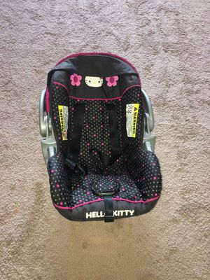 Hello kitty infant car seat for Sale in Owings Mills, MD