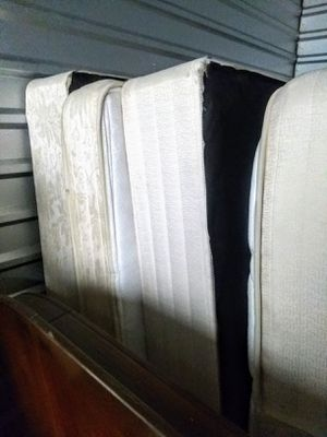 Queen Mattress with Box Spring for Sale in Lithonia, GA