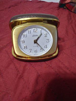 Antique travel alarm clock *PRICE NEGOTIABLE* for Sale in Lemon Grove, CA