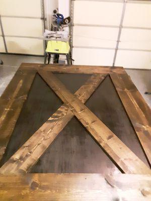 Barn doors custom build for Sale in Goodyear, AZ