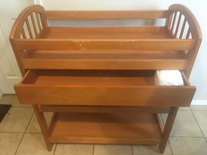 Changing table for Sale in Pflugerville, TX
