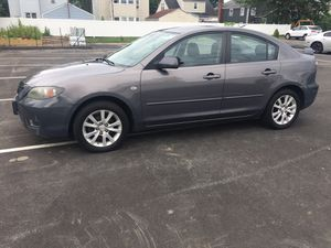 2007 MAZDA 3 -4cyl , automatic for Sale in Bridgeport, CT