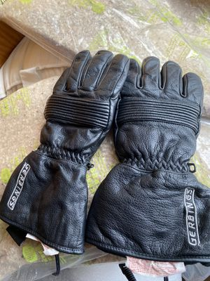 Heater gloves biker motorcycle for Sale in Renton, WA