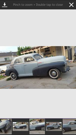 1947 Chevy for Sale in La Verne, CA