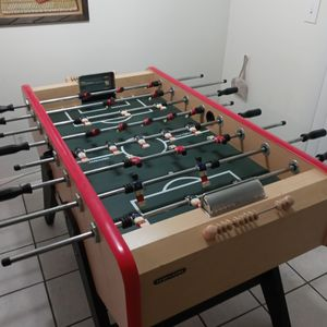 Foosball Table/Soccer Table for Sale in Buena Park, CA