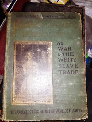 Fightin slave trade copyright 1901 for Sale in Ocean Springs, MS