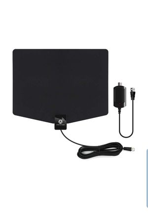 antennamaker 5.0 out of 5 stars31Reviews [NEWEST 2019] Amplified HD Digital TV Antenna Up To 120 Miles Range - 13.2ft Long Coax Cable for Sale in La Puente, CA